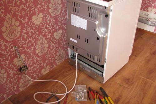 Установка электроплиты в Красногорске