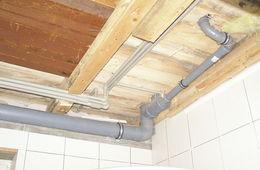 Монтаж канализации на даче под ключ Красногорск