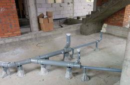 Монтаж канализации в коттедже под ключ Красногорск