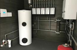 Монтаж системы отопления в частном доме Красногорск