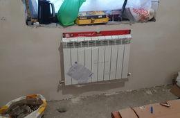 Монтаж радиатора отопления в частном доме Красногорск