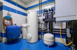 Монтаж водоснабжения в коттедже Красногорск