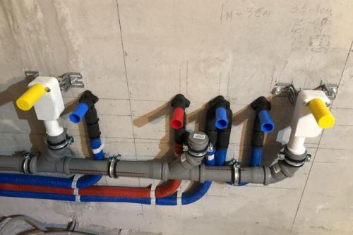 Монтаж канализации в квартире в Красногорске