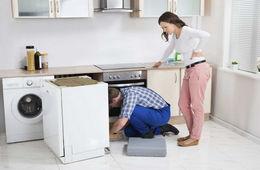 Подключение посудомоечной машины к коммуникациям Красногорск
