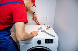 Подключение стиральной машины к коммуникациям Красногорск