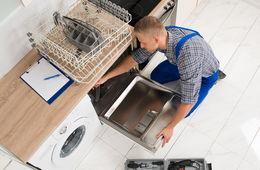 Установка встраиваемой посудомоечной машины Красногорск