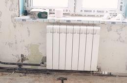 Замена батарей отопления в квартире Красногорск