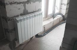 Замена радиаторов отопления в квартире Красногорск